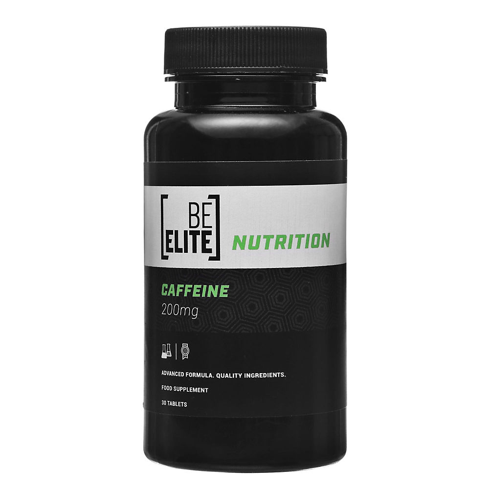 Image of BeElite Caffeine Tablets (30 x 200mg) - 30 Capsules