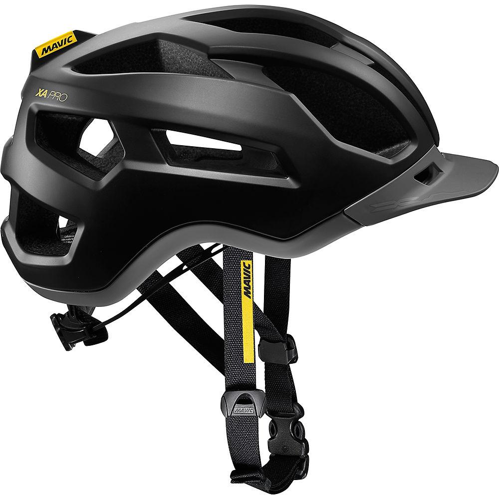 Mavic XA Pro Helmet  - Black - Smoked Pearl, Black - Smoked Pearl