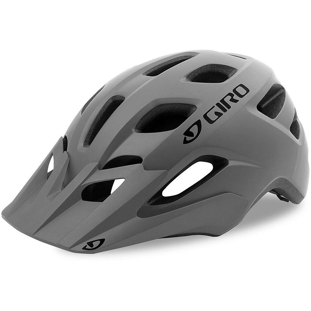 Giro Fixture MTB Helmet (MIPS) 2019 - Grey 20 - One Size, Grey 20