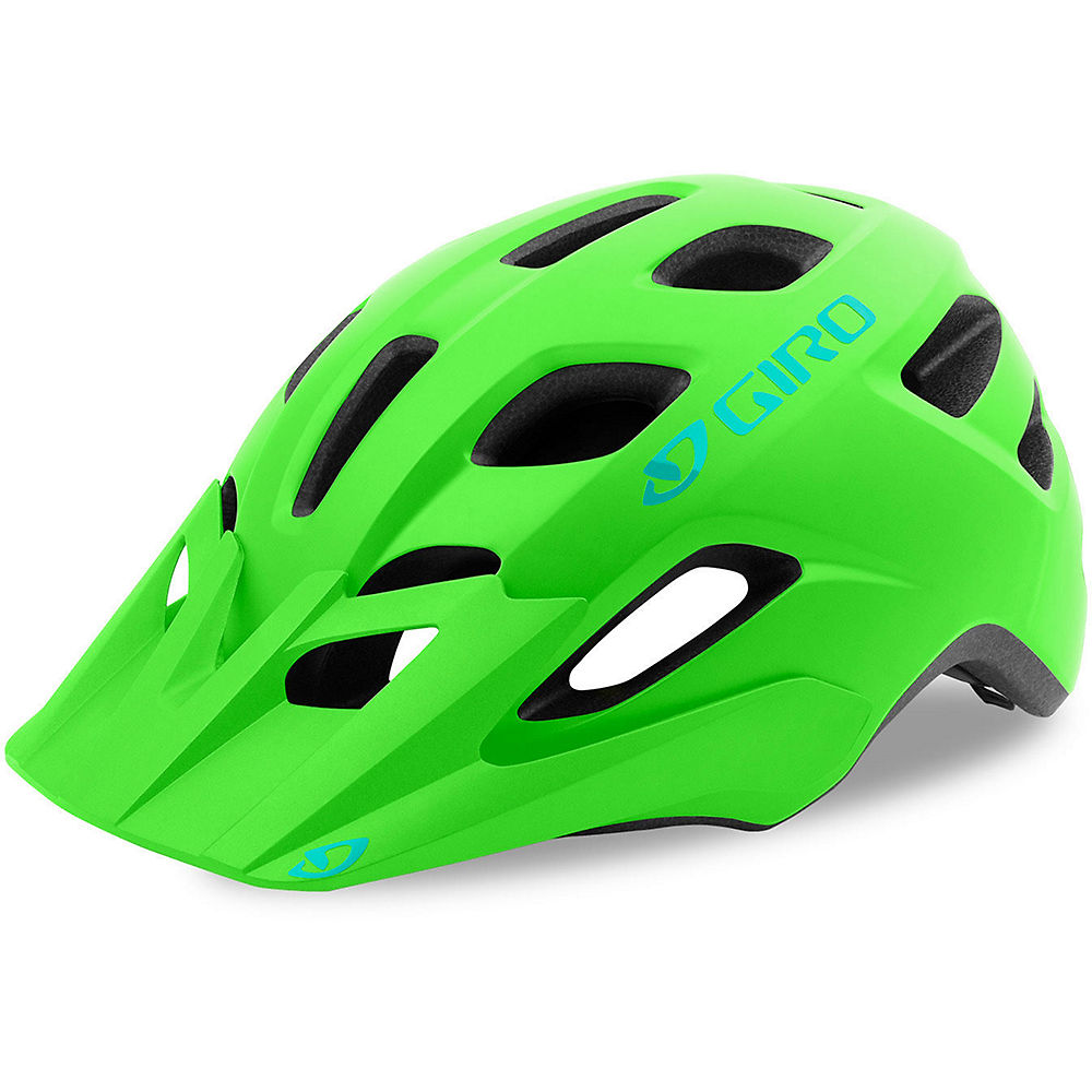 Giro Fixture MTB Helmet (MIPS) 2019 - Lime 20 - One Size, Lime 20