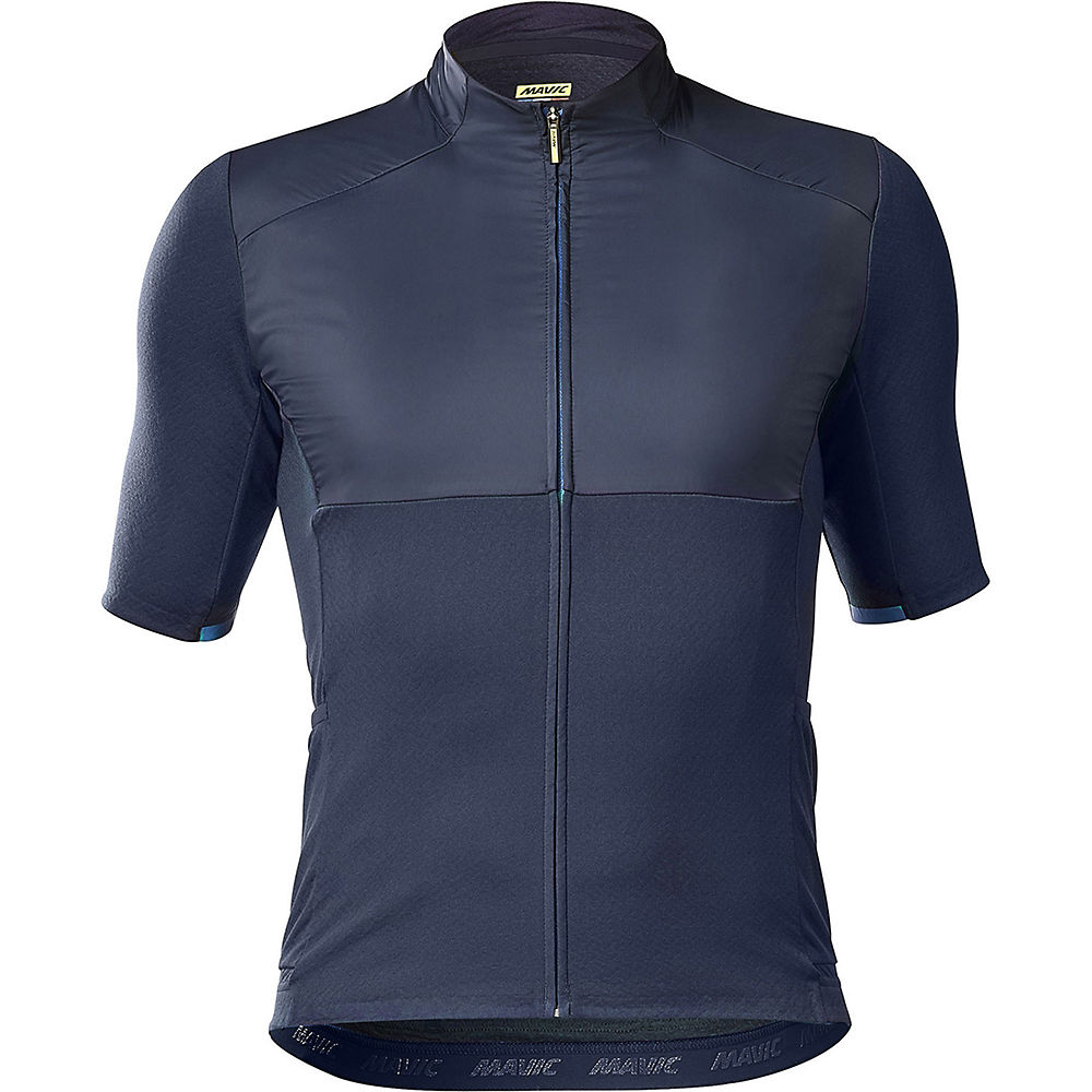 Mavic Allroad Wind Jersey  – Total Eclipse – XL, Total Eclipse