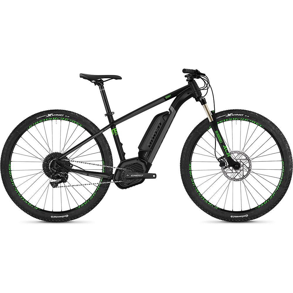 Ghost Teru B4.9 E-Bike 2020 - Jet Black - Urban Grey