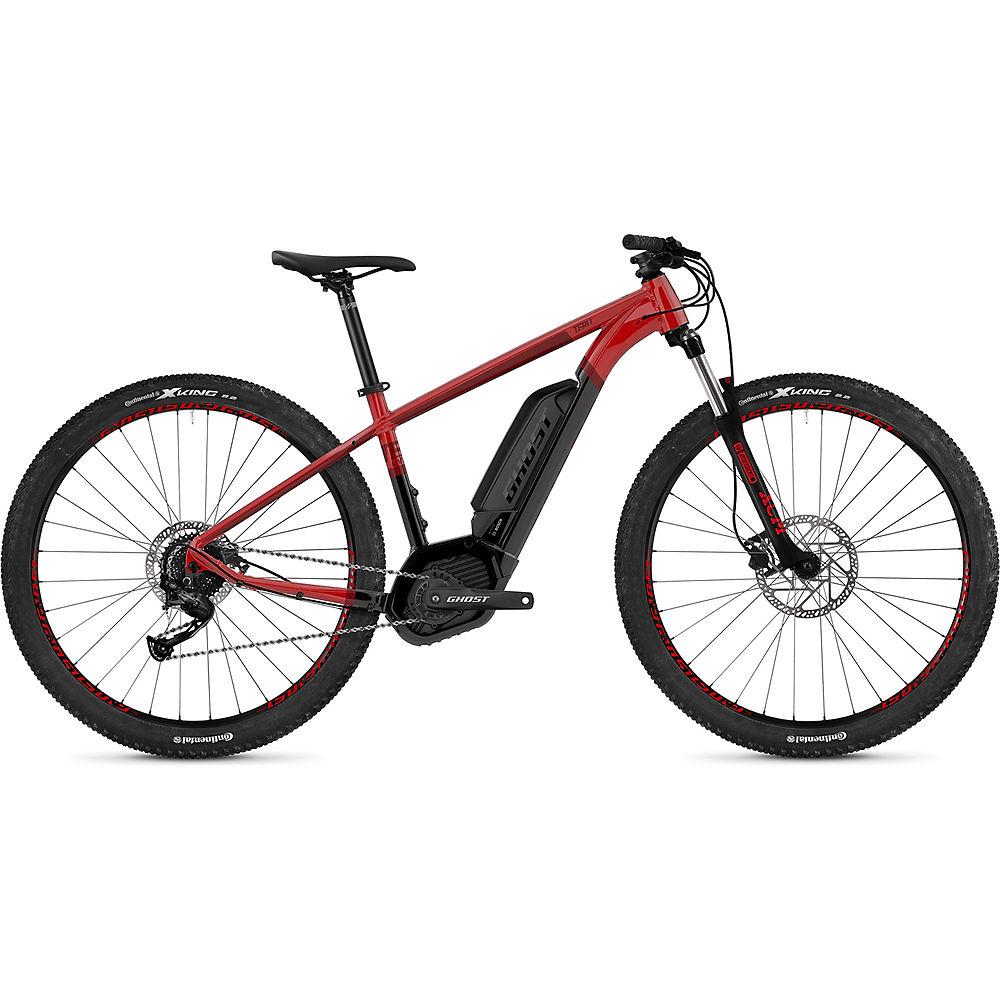 Ghost Teru B2.9 E-Bike 2020 - Riot Red - Jet Black - M, Riot Red - Jet Black