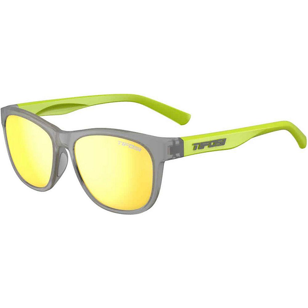 Tifosi Eyewear Swank Smoke Lens Sunglasses 2019 - Neon-smoke Yellow  Neon-smoke Yellow