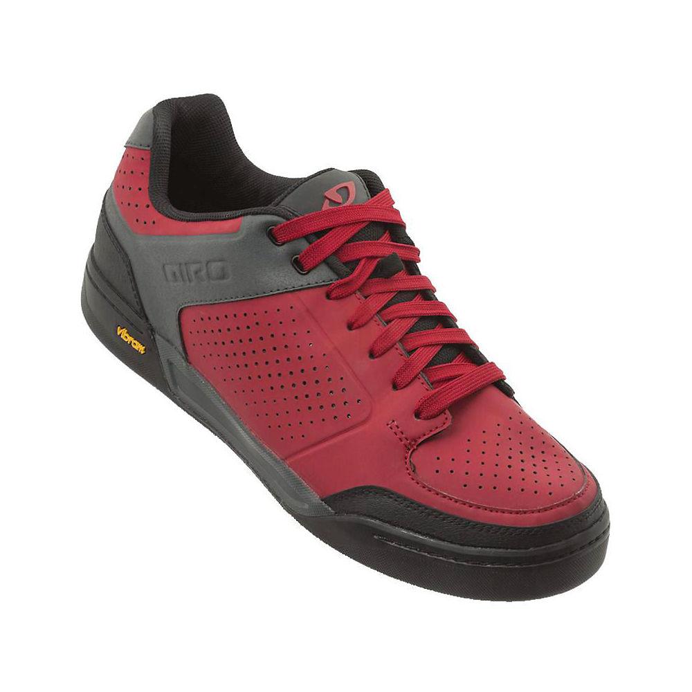 Image of Giro Riddance Mountain Bike Shoe - Dark Red / Dark Shadow / EU41