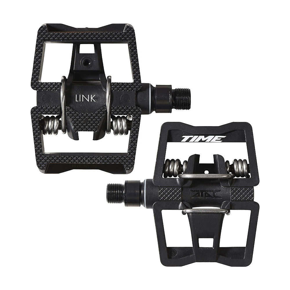 ComprarTime Link Pedals - Negro, Negro