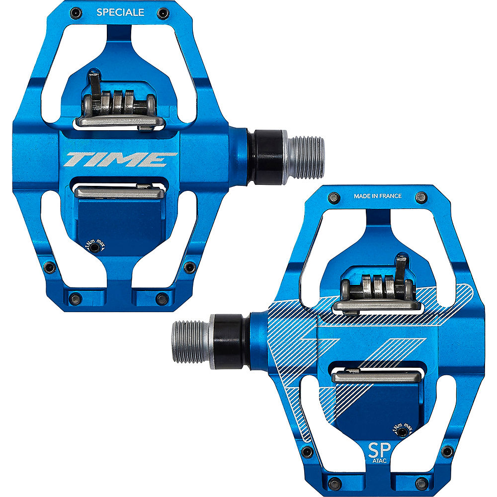 Time Speciale 12 Pedals - Blue  Blue