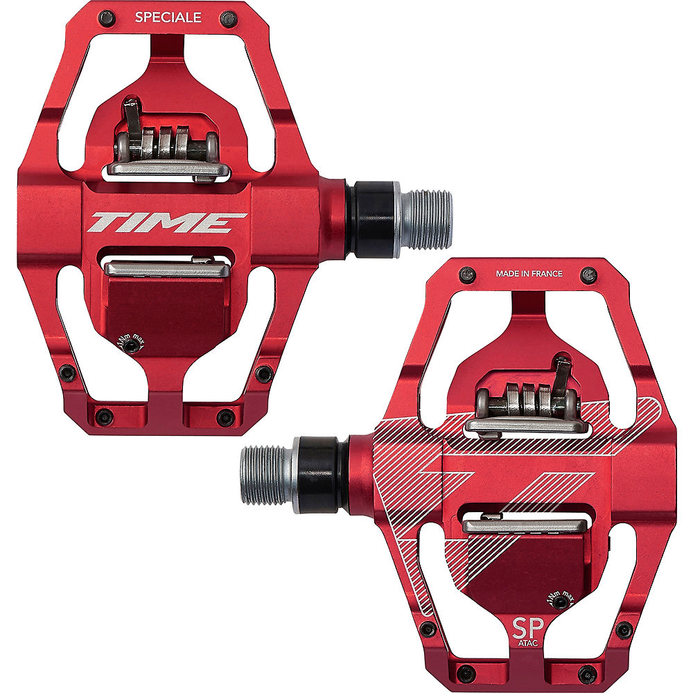 Time Speciale 12 Pedals - Red  Red