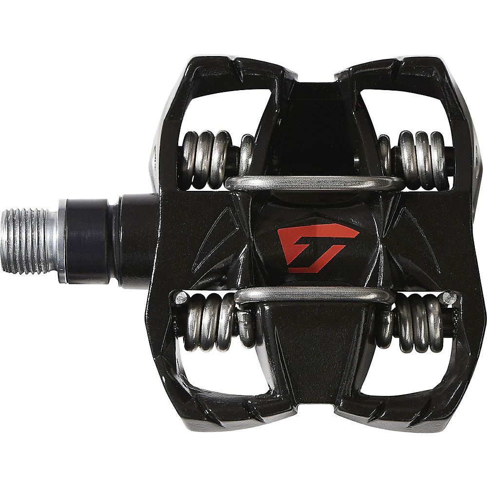 Time Atac DH4 Pedals - Negro, Negro