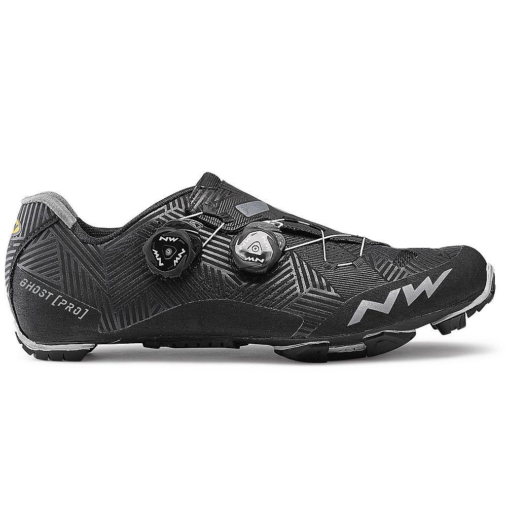 Northwave Ghost Pro Mtb Shoes 2019 - Black - Eu 44  Black
