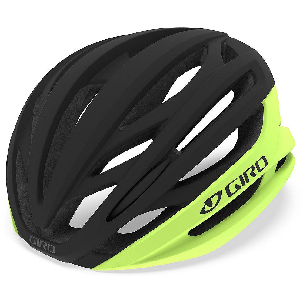 Giro Syntax Road Helmet (MIPS) 2019 – Highlight Yellow-Black 20, Highlight Yellow-Black 20