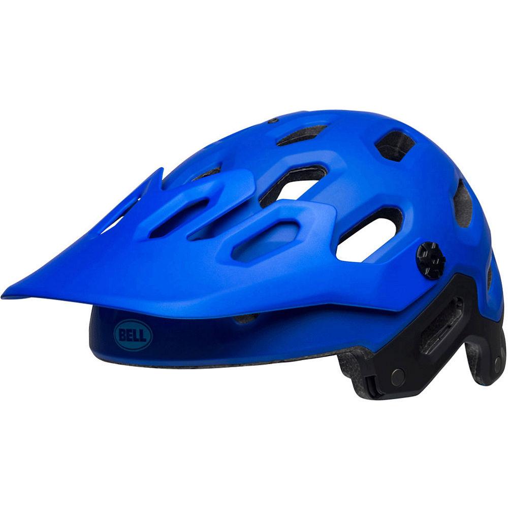 Bell Super 3 Helmet 2019 – Matte Blue 20, Matte Blue 20