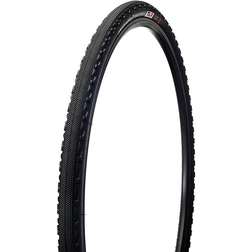 Challenge Gravel Grinder Tubeless Vulcanised Tyre - Negro - Clincher, Negro