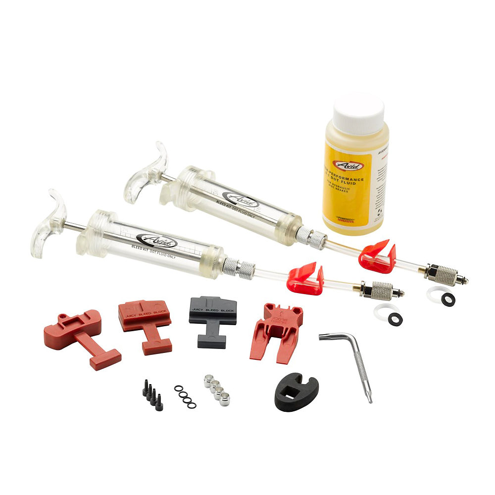 Image of Avid Bleed Kit - Professional (DOT 5.1) - Multi, Multi