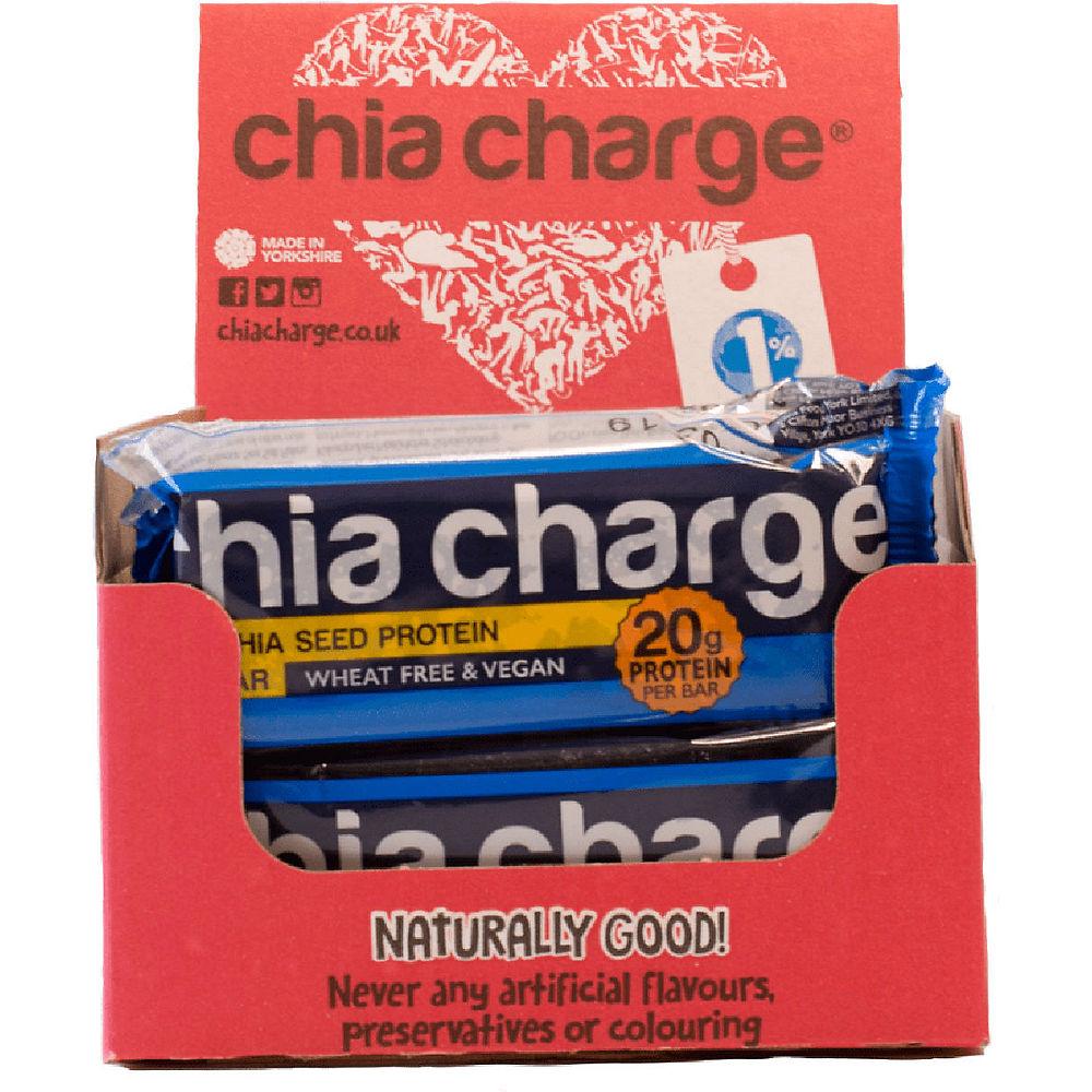 Image of Chia Charge Crispy Bars 10 x60g - 10 x 60g