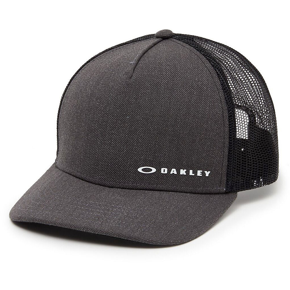 Oakley Chalten Cap - One Size - Jet Black