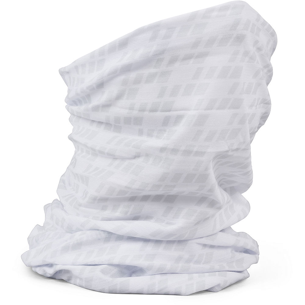 Gripgrab Multifunctional Neck Warmer - White - One Size  White