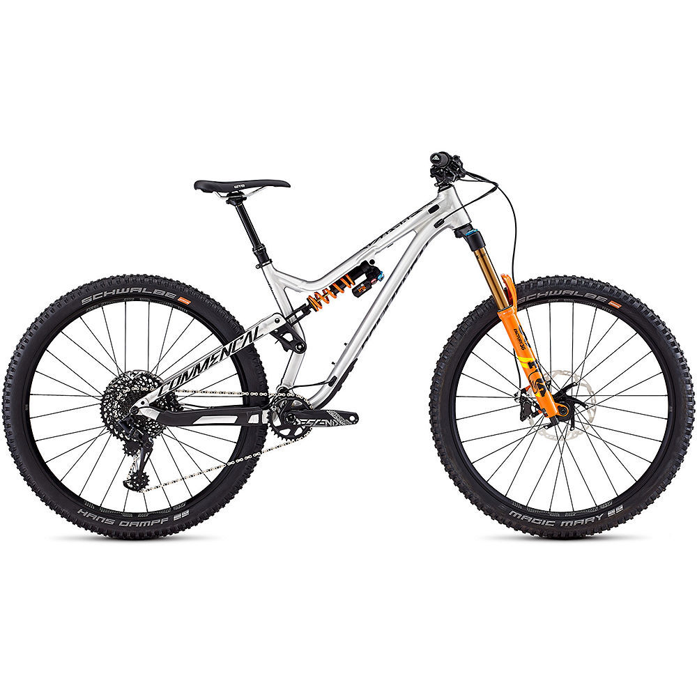 Commencal Meta AM 29 Signature Suspension Bike 2019