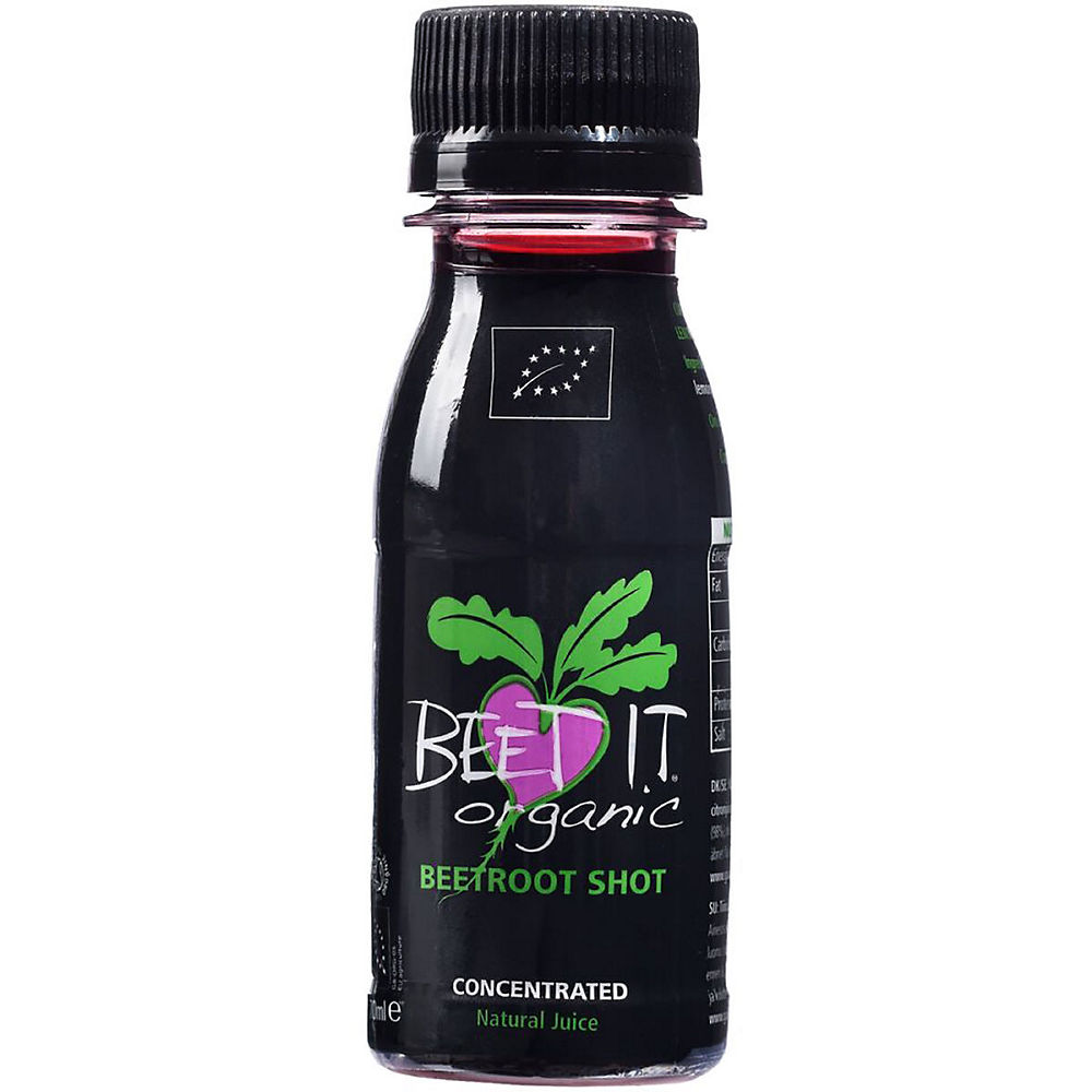 Image of Beet It Organic Concentrated Beetroot Shot (70ml - 61-80g