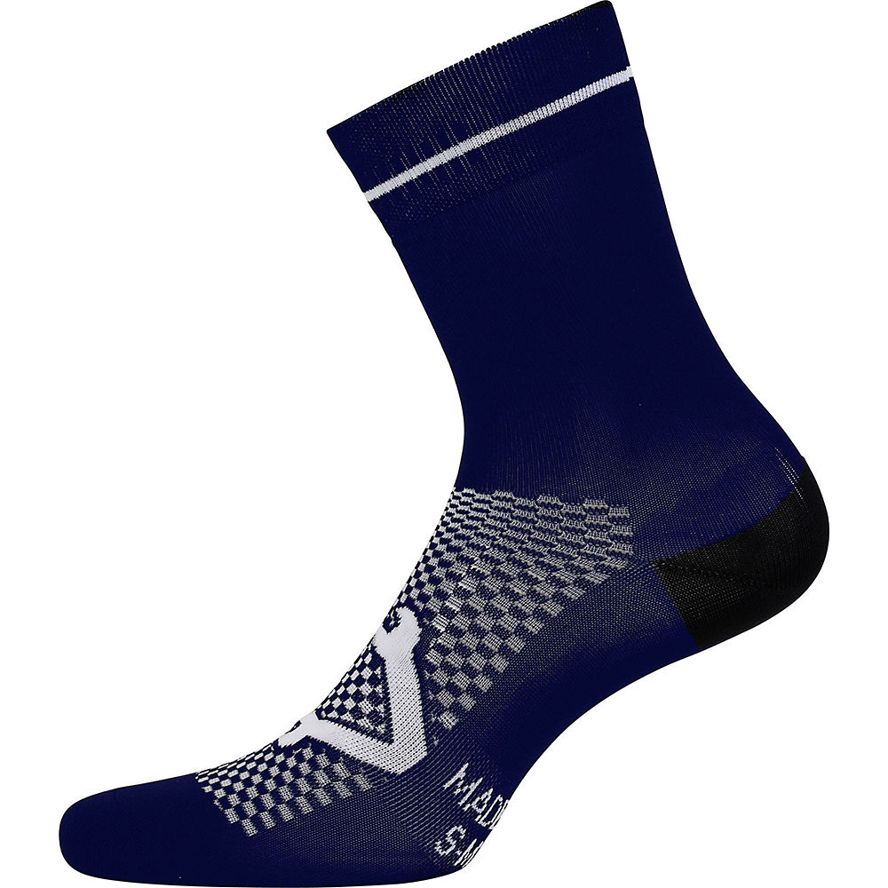 Image of Nalini AIS Lampo 2.0 Socks - Bleu - L/XL/XXL, Bleu