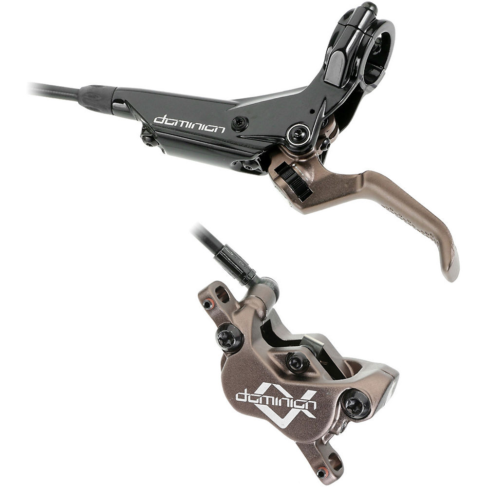 Image of Hayes Dominion A4 Disc Brake - Bronze - Front, Bronze