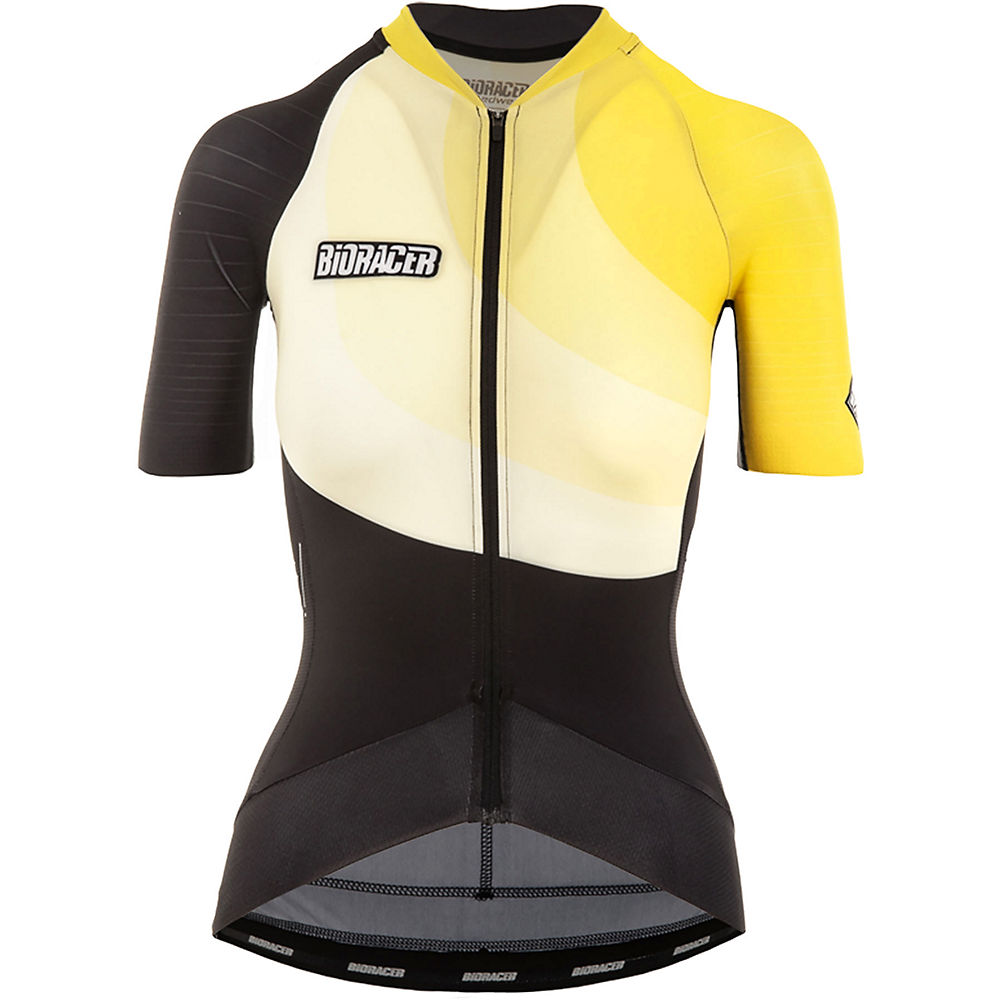 Image of Bioracer Women's Epic Shirt - Yellow Shift - XL, Yellow Shift