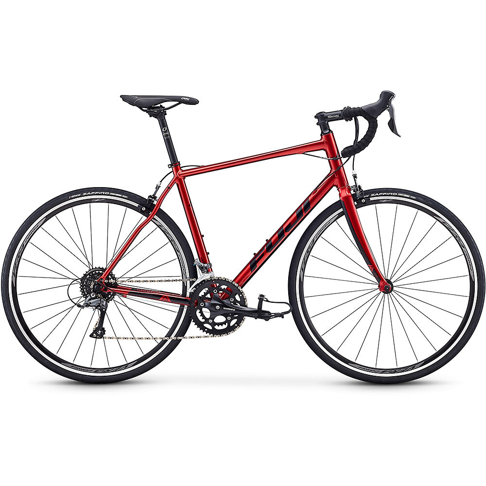 Bici da strada Fuji Sportif 2.3 2020 - rosso metallico - 61cm (24