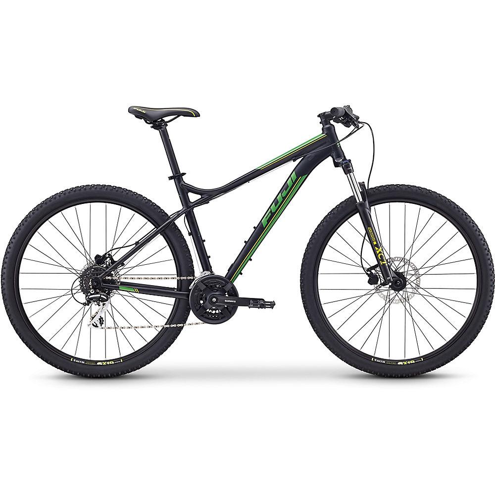 Fuji Nevada 29 1.7 Hardtail Bike 2020 - Satin Noir - 48cm (19