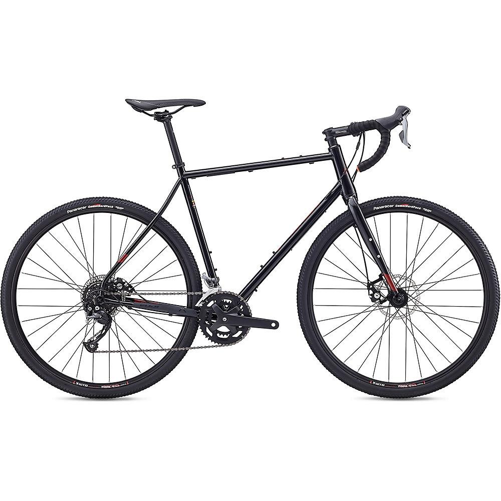 "Fuji Jari 2.5 Adventure Road Bike 2020 - Negro - 49cm (19.25""), Negro"