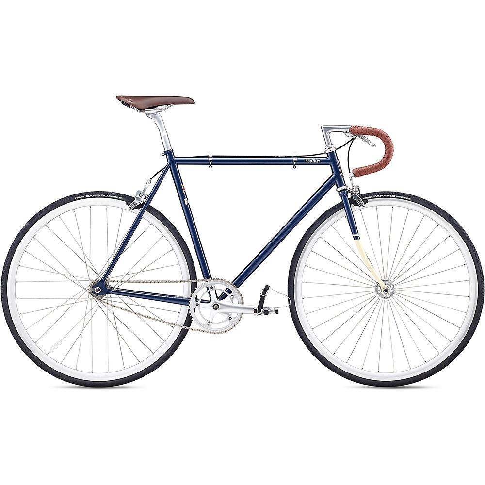 Fuji Feather City Bike 2020 - blu scuro - 54cm (21