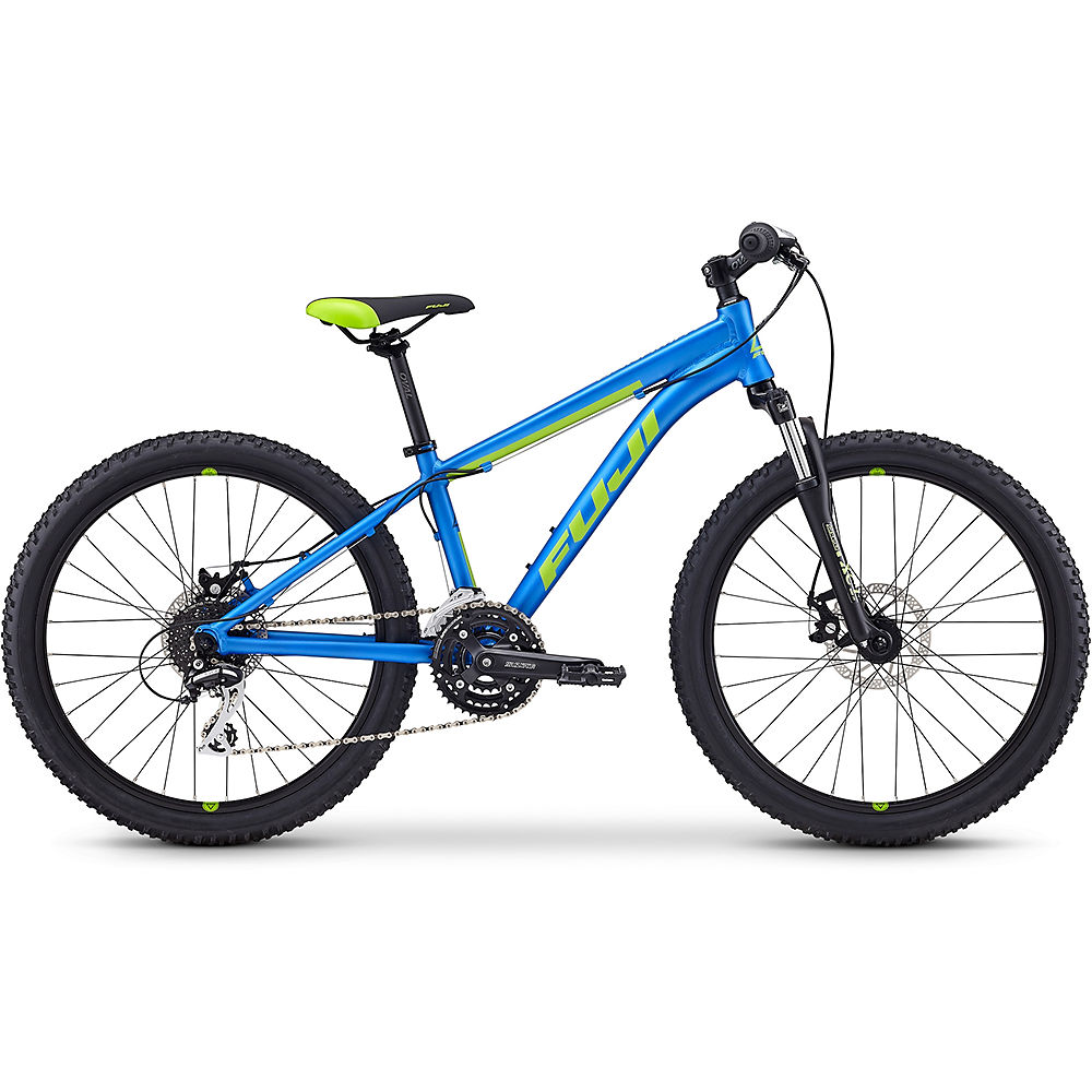 Fuji Dynamite 24 PRO Disc INTL Kids Bike 2020 - Satin Royal Blue - 24