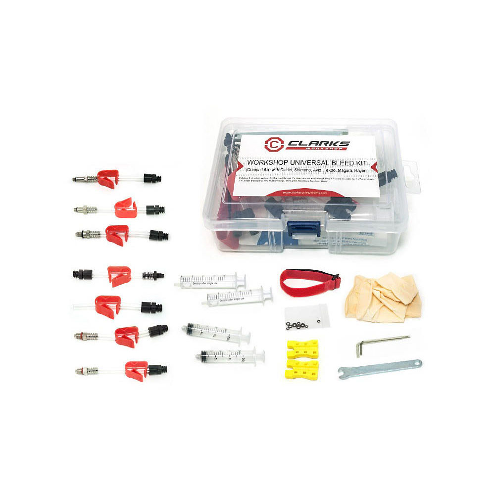 Clarks Universal Bleed Kit - Neutral, Neutral