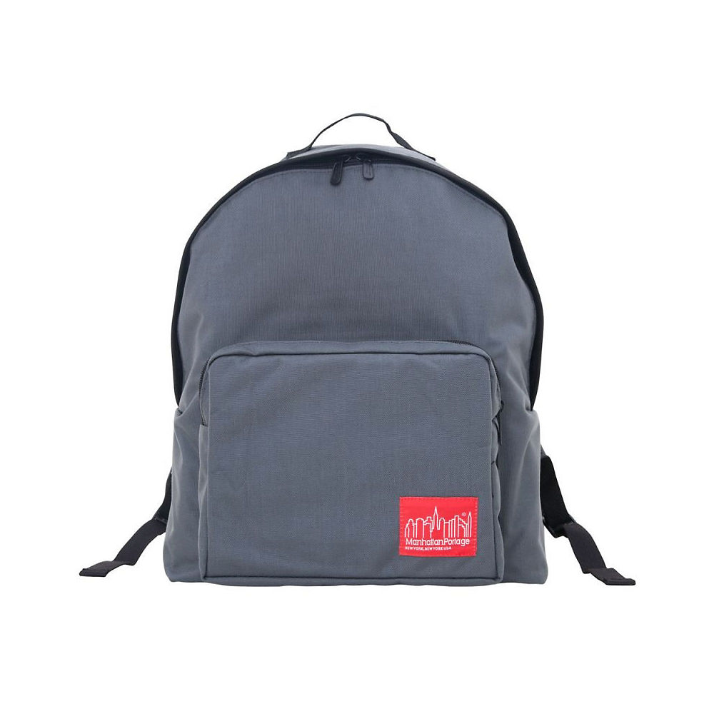 Image of Manhattan Portage Big Apple Backpack (Large) 2018 - Gris, Gris