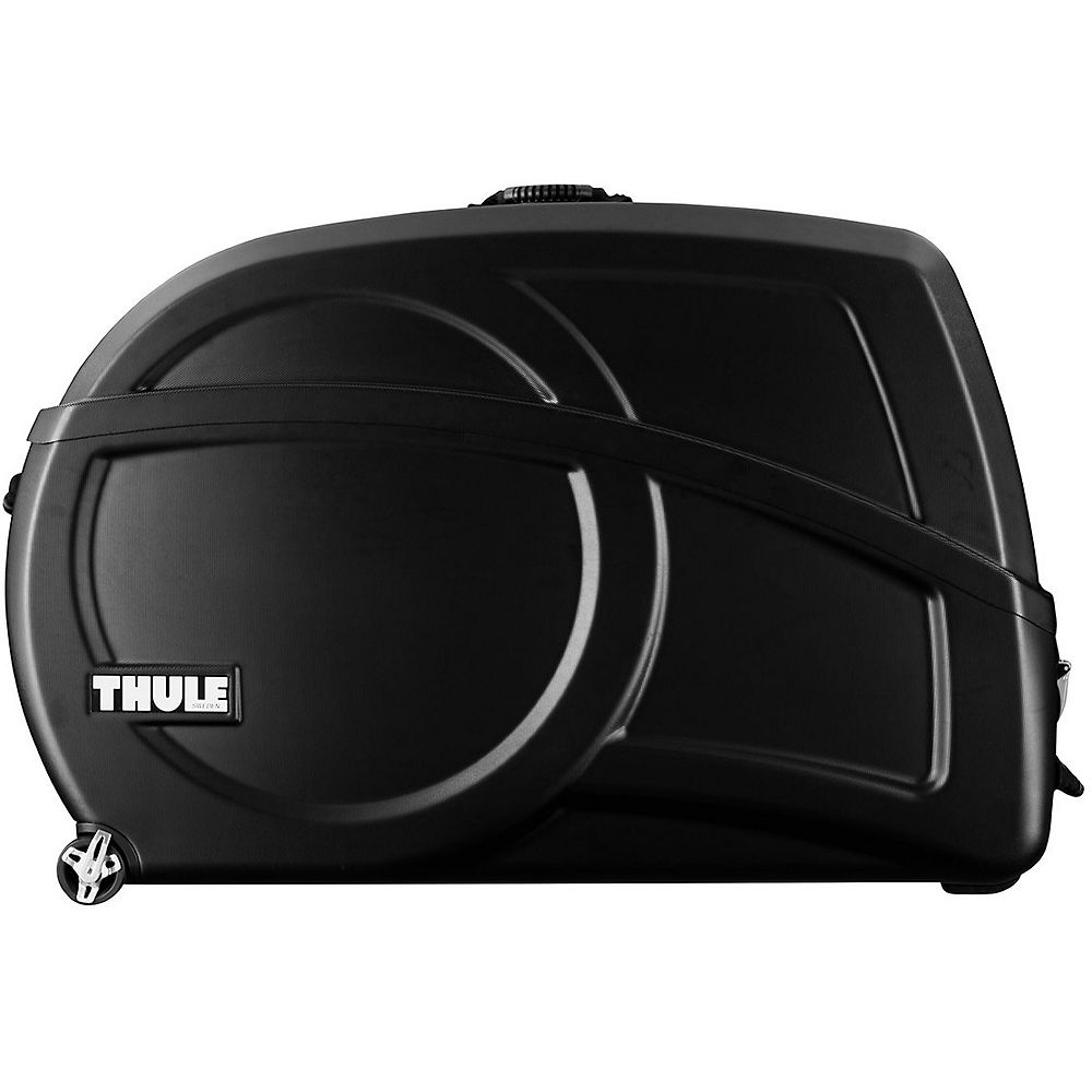 Thule RoundTrip Transition Hard Bike Case – Black, Black