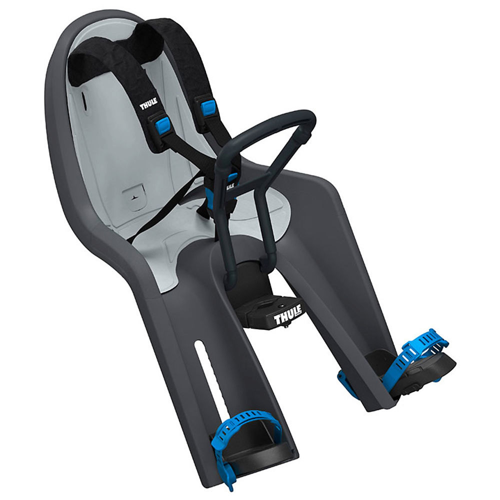 Thule RideAlong Mini Front Child Seat - Gris oscuro, Gris oscuro