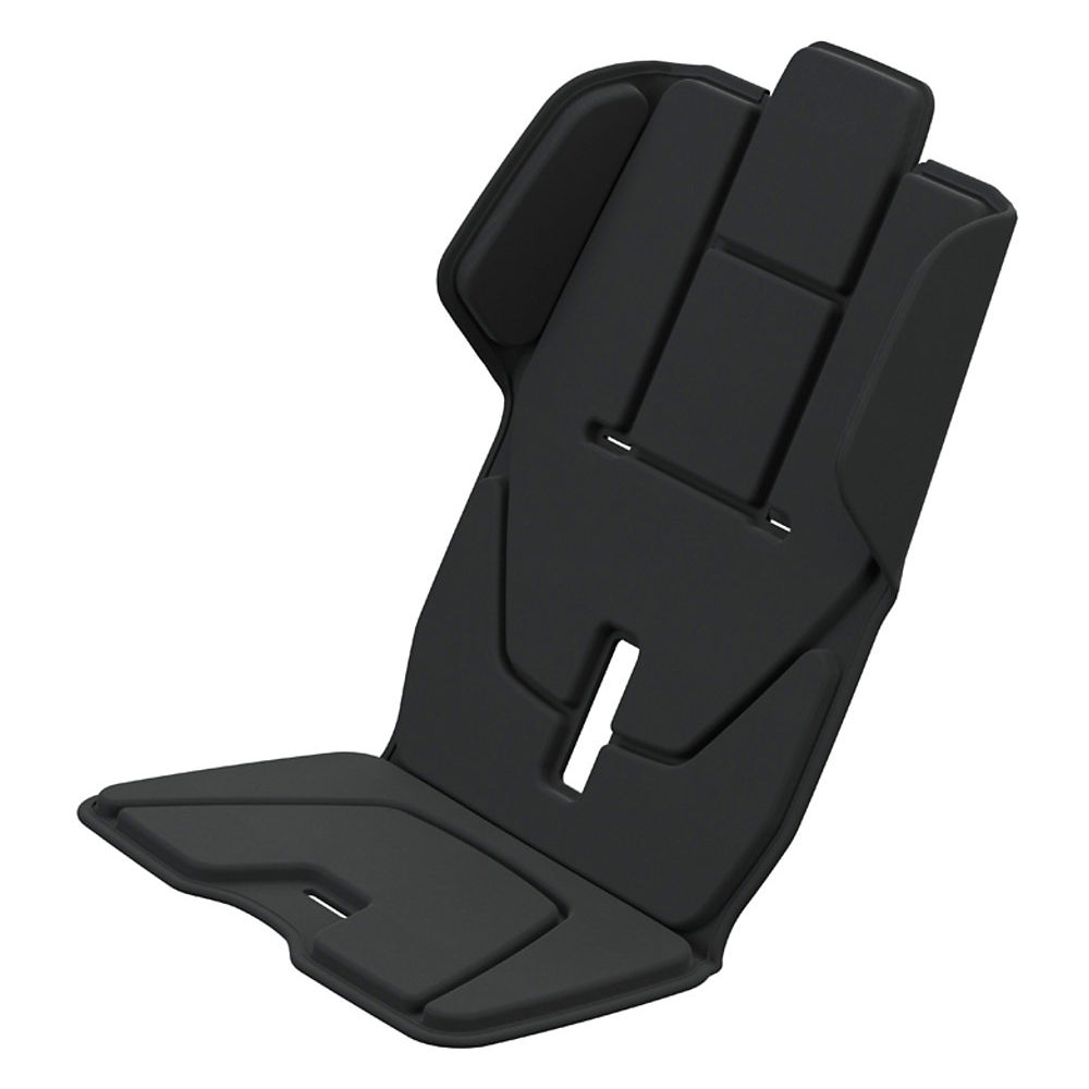 Thule Replacement Seat Padding - Black - Chariot Cross Or Lite 1  Black