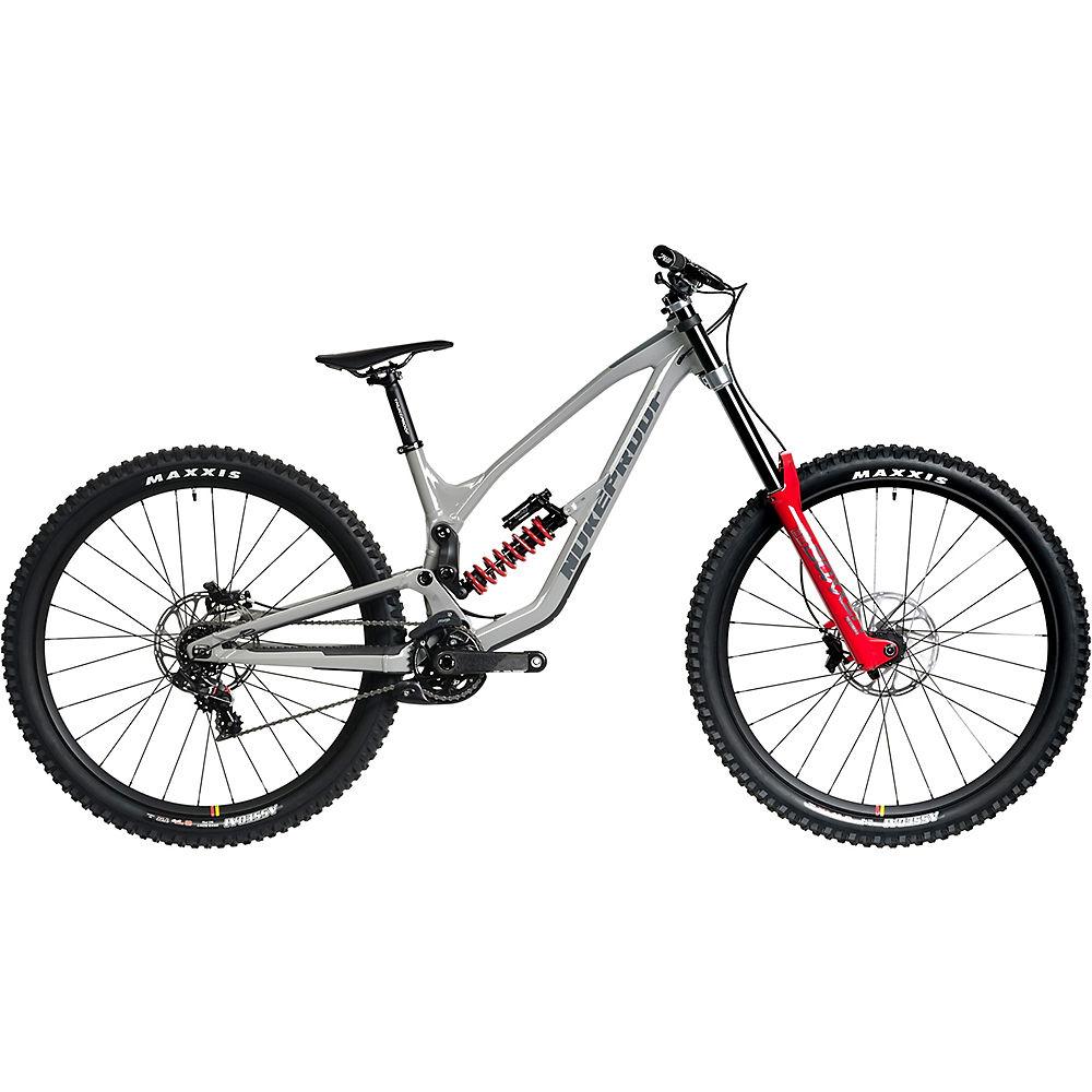 Bicicleta de descenso Nukeproof Dissent 290 RS (XO1) 2020 - Concrete Grey, Concrete Grey