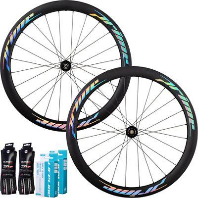 Juego de ruedas para cubierta Prime RR-50 SE Carbon Disc