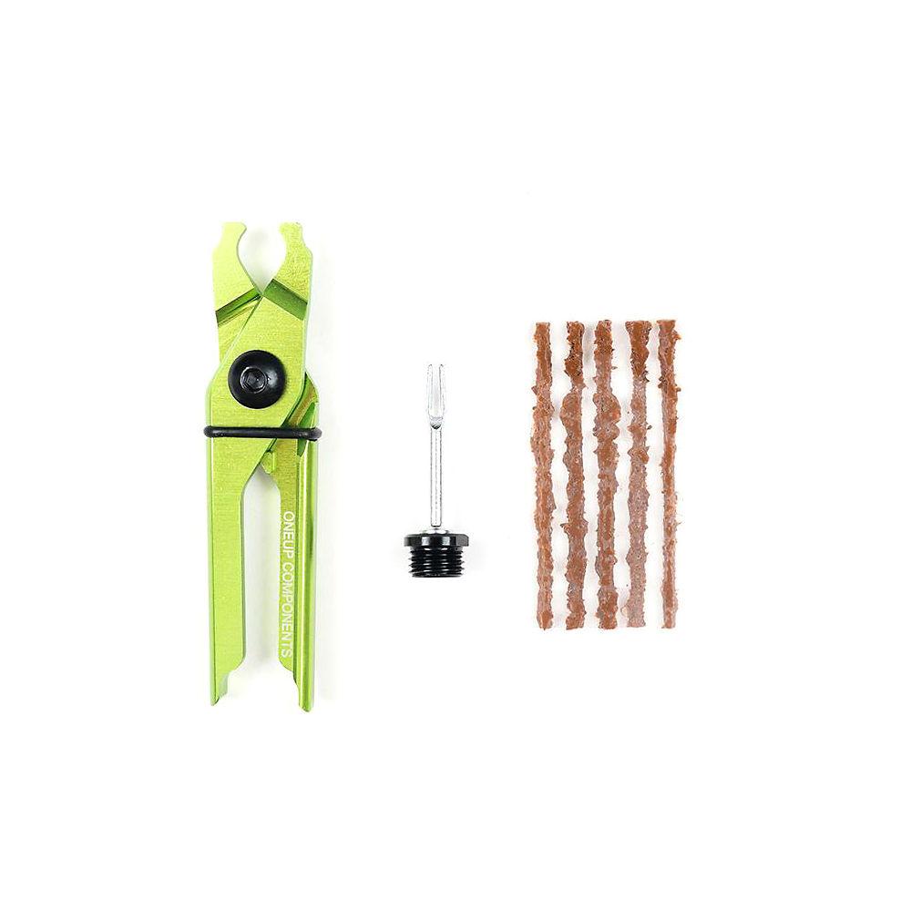 Image of Kit de réparation EDC OneUp Components (avec pince) - Vert, Vert