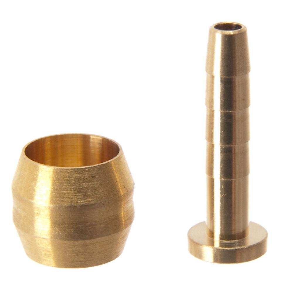 Nukeproof Horizon Bottom Bracket Spacer - Black - 1mm And 1.5mm  Black