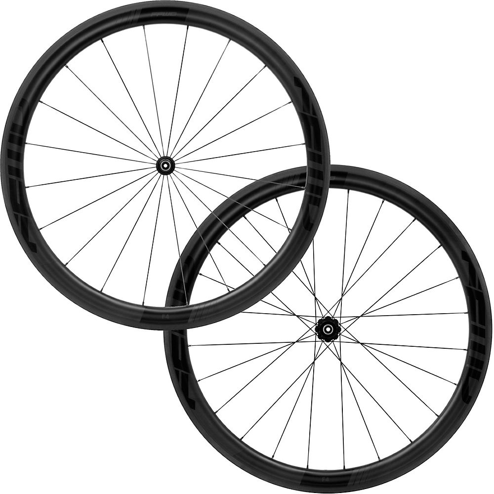 Fast Forward F4R FCC DT240 SP Wheelset - Negro mate - Shimano, Negro mate
