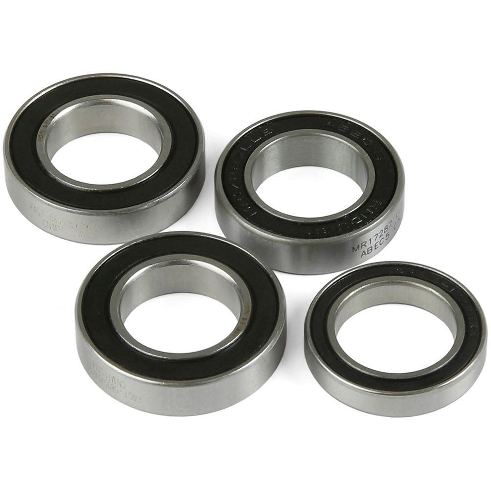 Hope Pro 4 Rear Hub Bearing Kit - Silver - Shimano  Silver