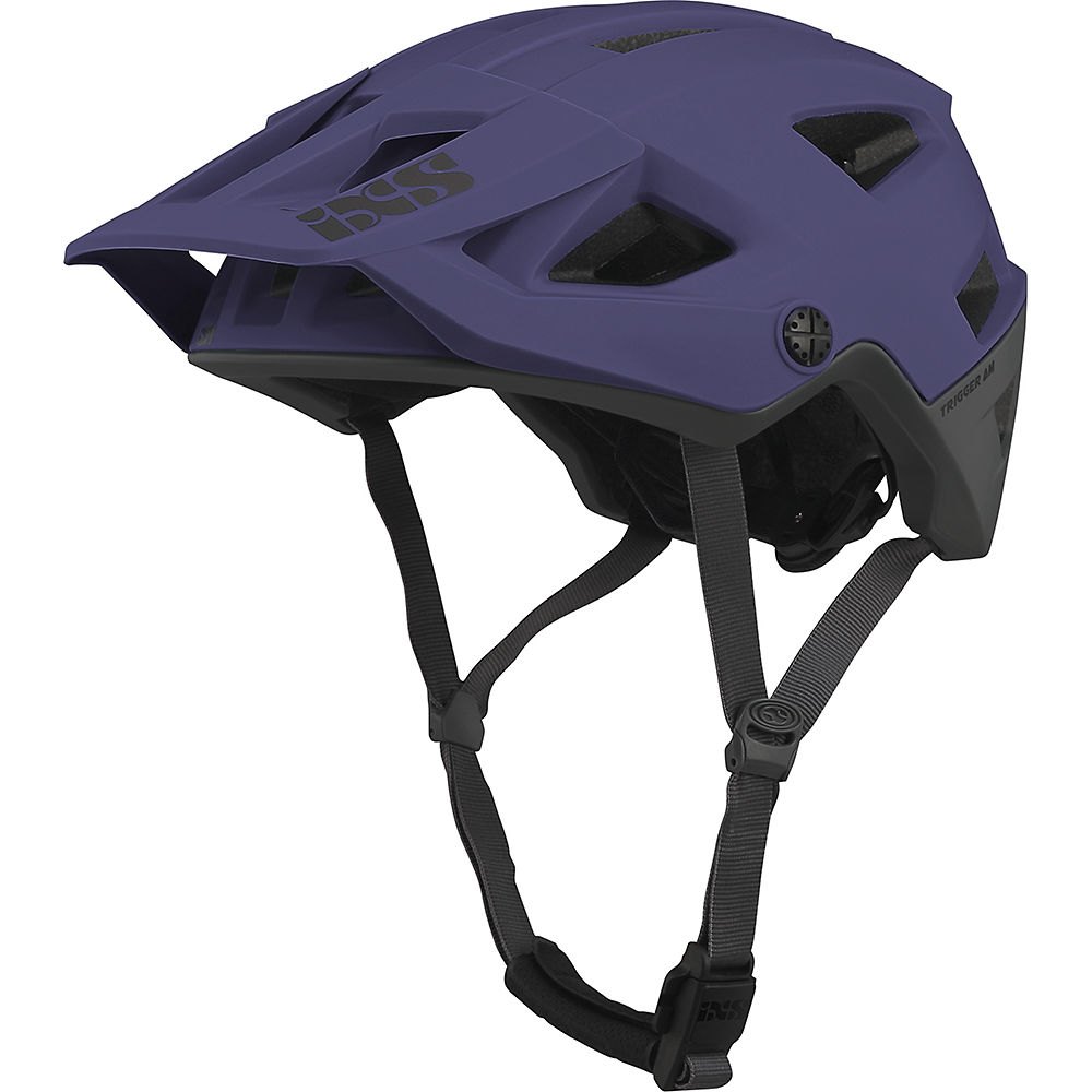 Image of Casco IXS Trigger AM - uva - M/L, uva