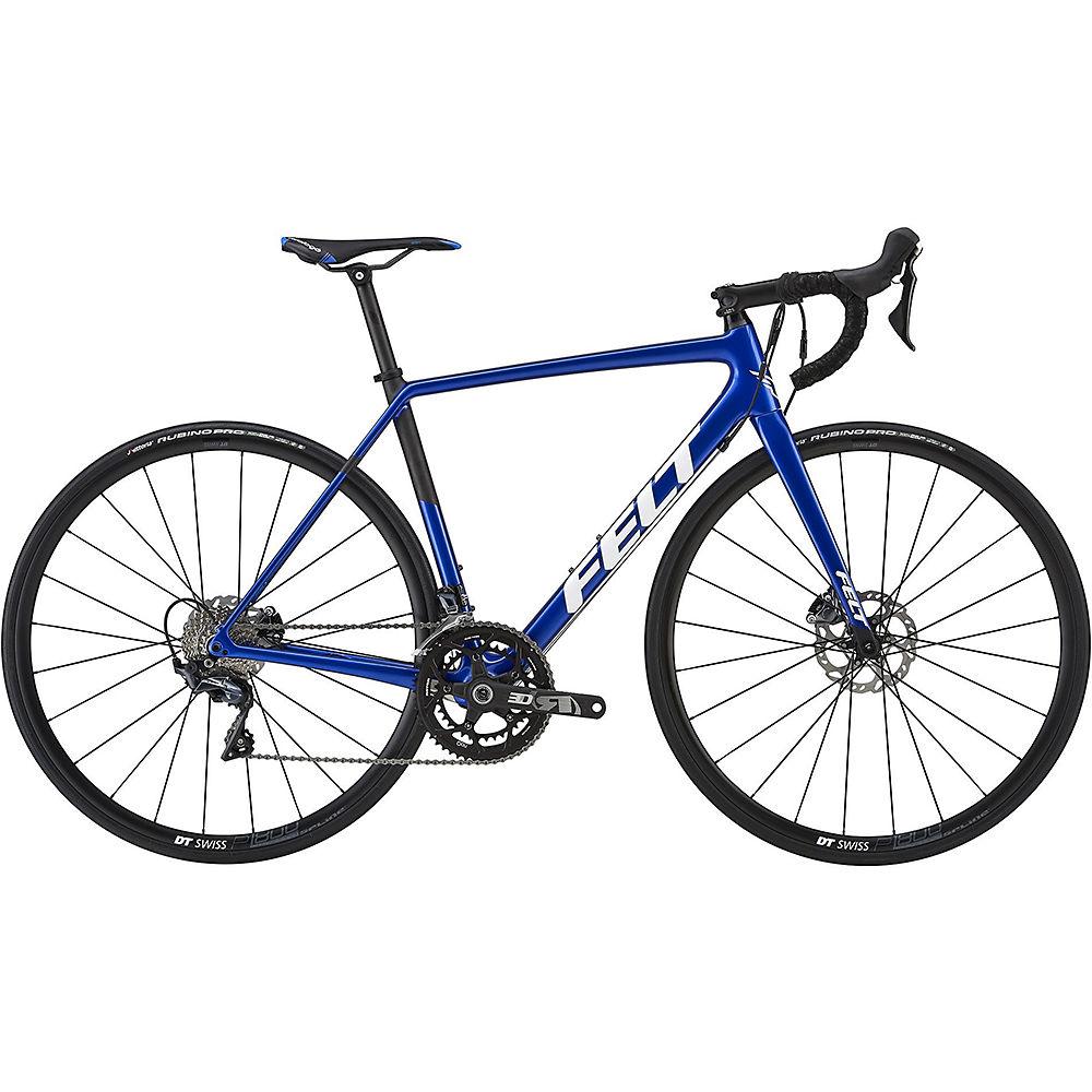 Felt FR3 Disc Road Bike 2019 - blu elettrico - 47cm (18.5