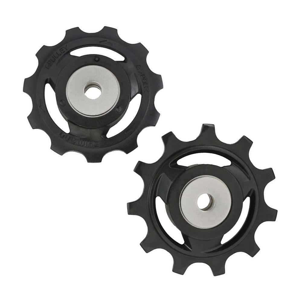 Shimano Ultegra R8000 Jockey Wheels - Black, Black