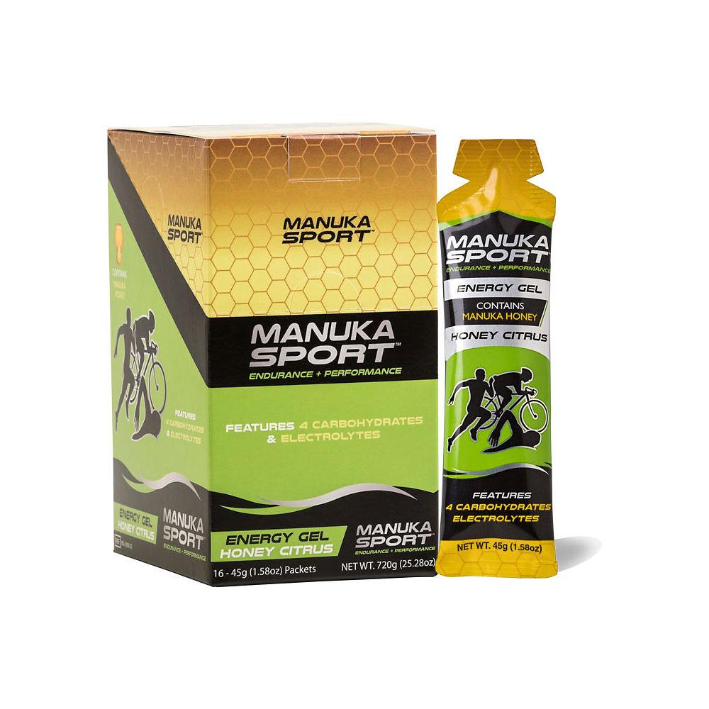 Image of Manuka Sport Energy Gel (16x45g)