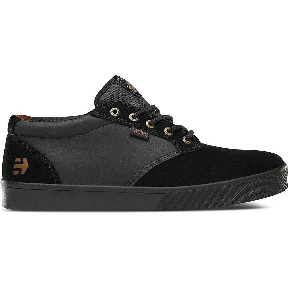 Etnies Jameson Mid Crank Shoes – Black – EU 41, Black