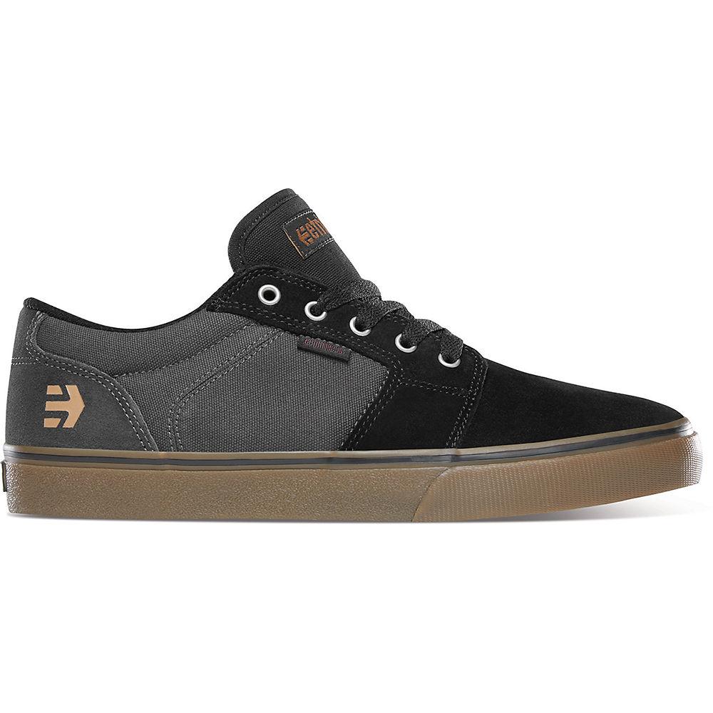 Image of Etnies Barge LS Shoes - Black-Gum-Dark Grey - EU 42, Black-Gum-Dark Grey