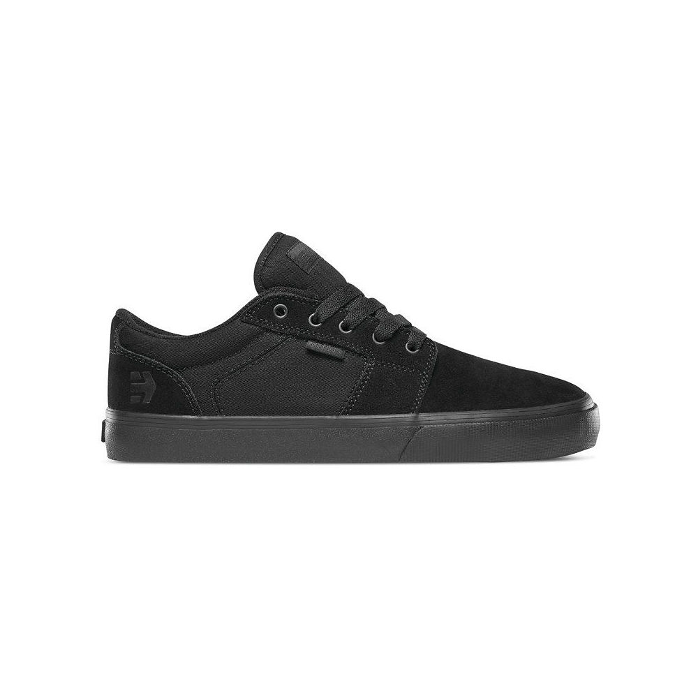 Etnies Barge Ls Shoes - Black - Eu 43  Black