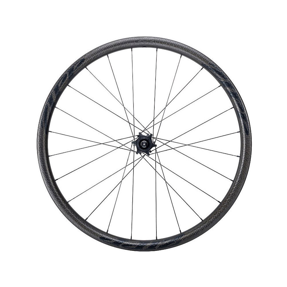 Zipp 202 Firecrest Carbon Road DB Rear Wheel - Negro - Shimano/SRAM Freehub, Negro